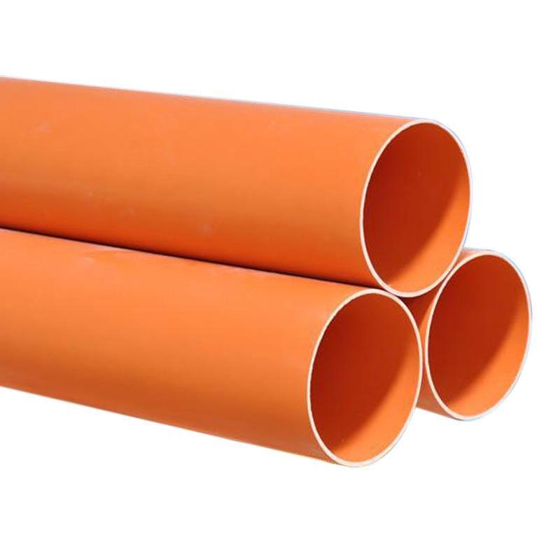 PVC-C高压电力电缆护套管|广东克拉管|广东内肋管|广东钢丝网骨架管