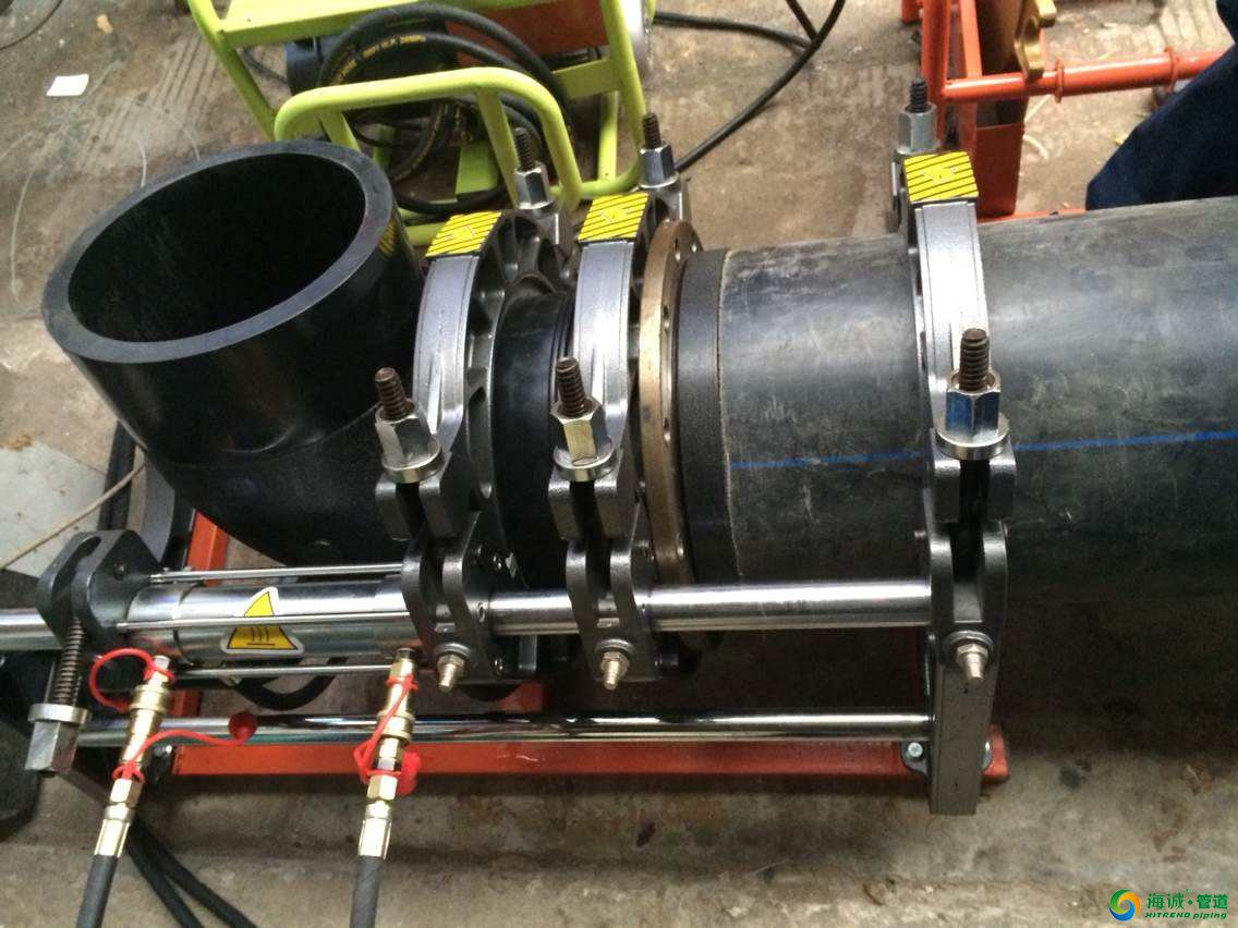 常用管径PE管焊接过程中一些关键数据及注意事项