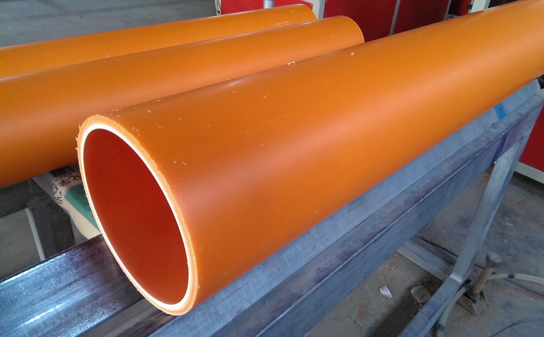 CPVC電力管PVC-C埋地高壓電纜保護
