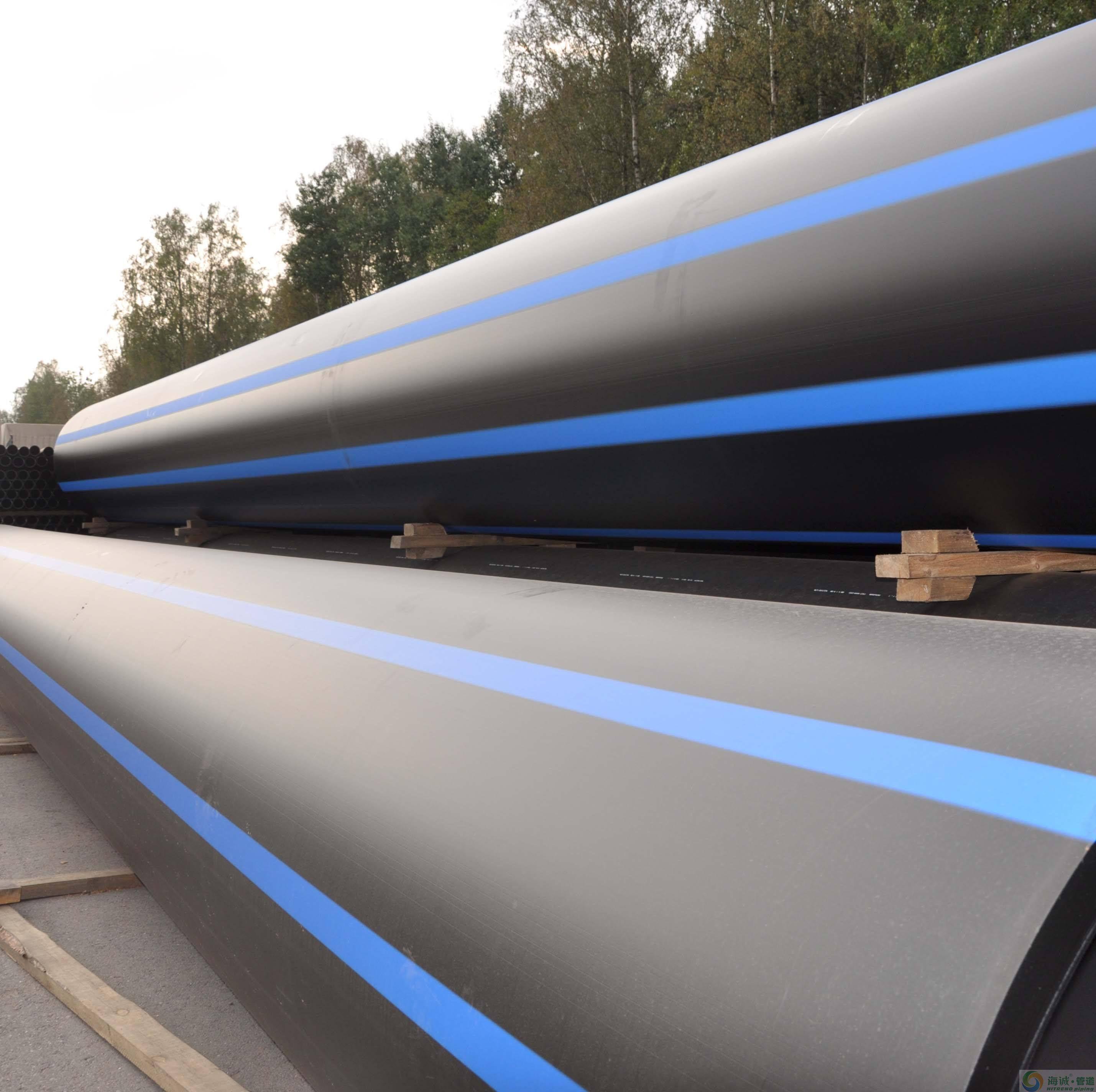 大口径PE管在水利工程中的应用|云浮pe给水管|茂名pe给水管