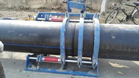PE管热熔焊接缺陷及质量控制要点 云浮pe给水管 茂名pe给水管